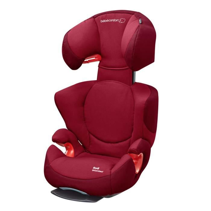 Siège auto bébé confort Rodi AirProtect 2014 raspberry red Groupe 2