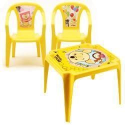 Table de jardin winnie - Table et chaise winnie l ourson ...