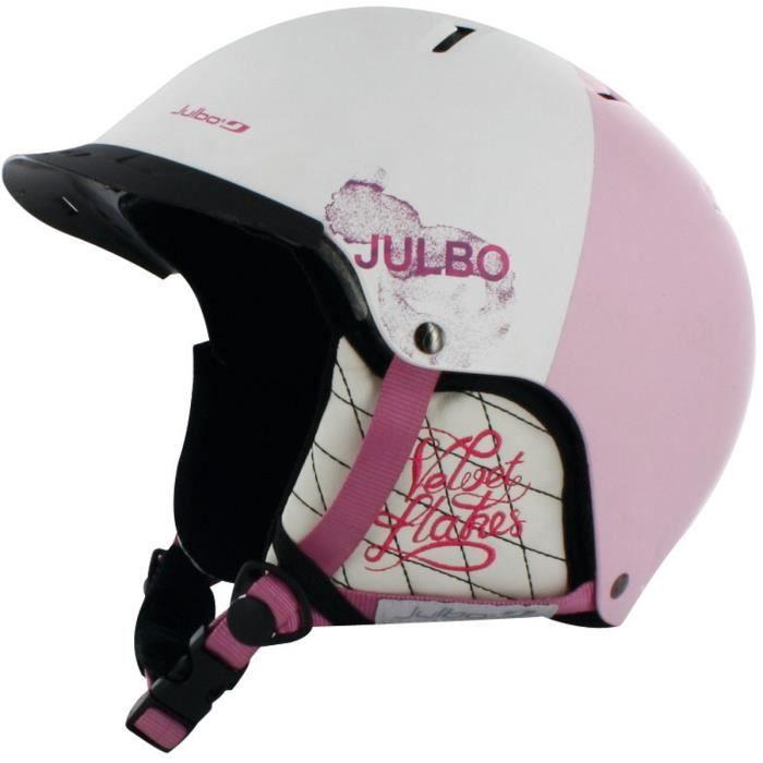 julbo casque de ski invader t 53 femme prix pas cher. Black Bedroom Furniture Sets. Home Design Ideas
