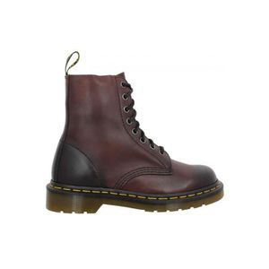 BOTTINE Chaussure Dr Martens Pascal cherry red AntiqueTemb. ‹›