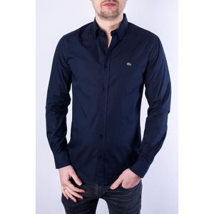 Lacoste chemise homme 2017 - Chemise costume homme ...