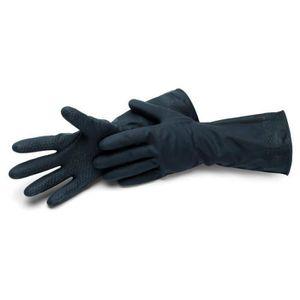 Gant en coton pour bricolage achat vente gant en coton - Gant latex noir ...