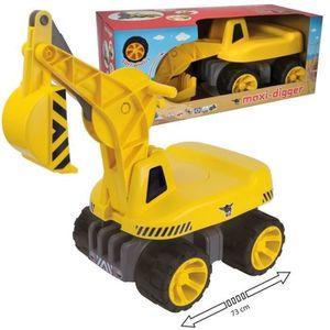 Jeux jouets pelleteuse enfant achat vente pas cher for Maxi toys porte de namur