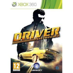 JEUX XBOX 360 Driver : San Francisco - classics [import allem…