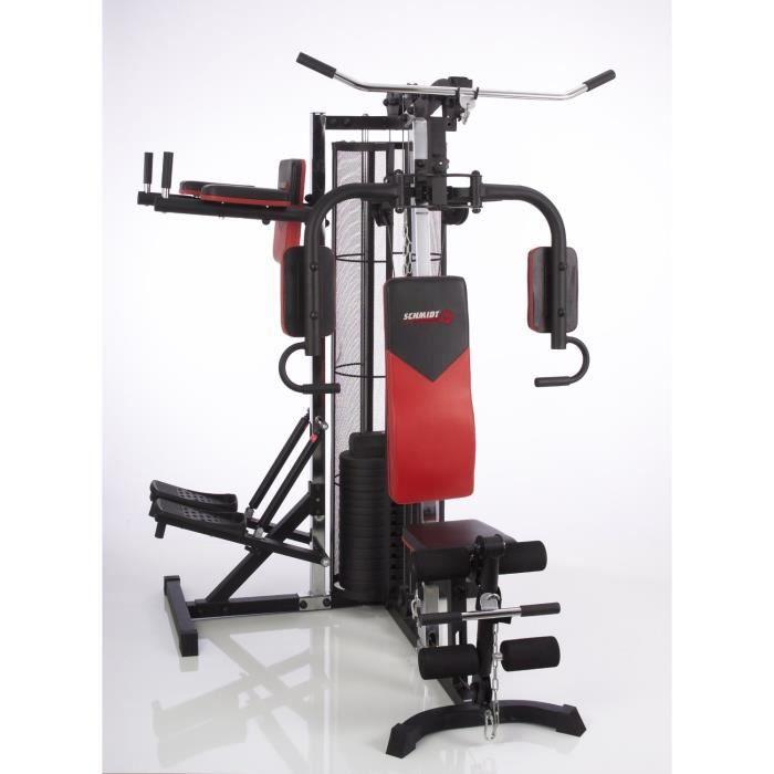 station de musculation pro achat vente banc de musculation station de musculation pro. Black Bedroom Furniture Sets. Home Design Ideas