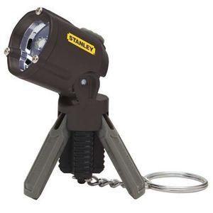 STANLEY Porte-clés lampe torche LED avec trépied