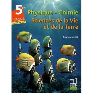 Sciences de la Vie et de la Terre 6e. Programme 2009 - André Duco