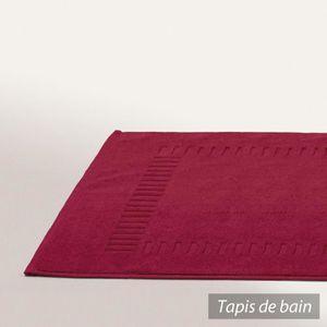 tapis rouge bordeau achat vente tapis rouge bordeau. Black Bedroom Furniture Sets. Home Design Ideas