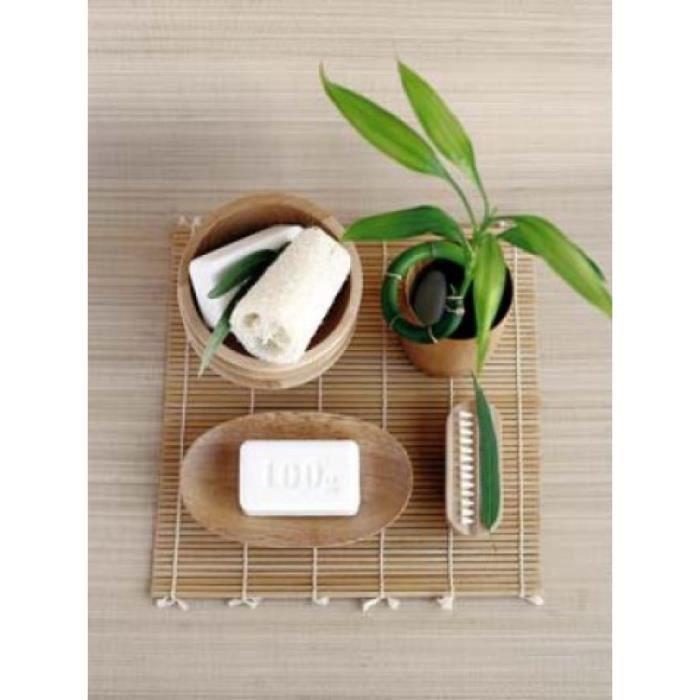 Salles de bains poster reproduction spa asiatique for Poster pour salle de bain