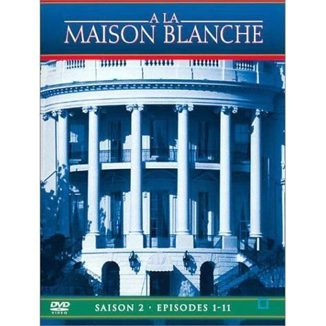 Dvd a la maison blanche saison 2 partie 1 en dvd s rie for A la maison blanche saison 3