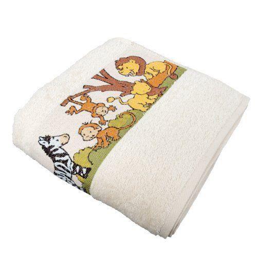 dyckhoff 1451252200 serviette de bain pour enfant motif. Black Bedroom Furniture Sets. Home Design Ideas