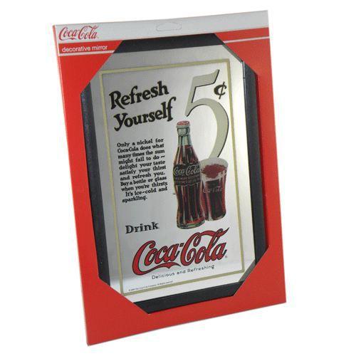 Miroirs achat vente miroirs pas cher cdiscount - Meuble coca cola ...