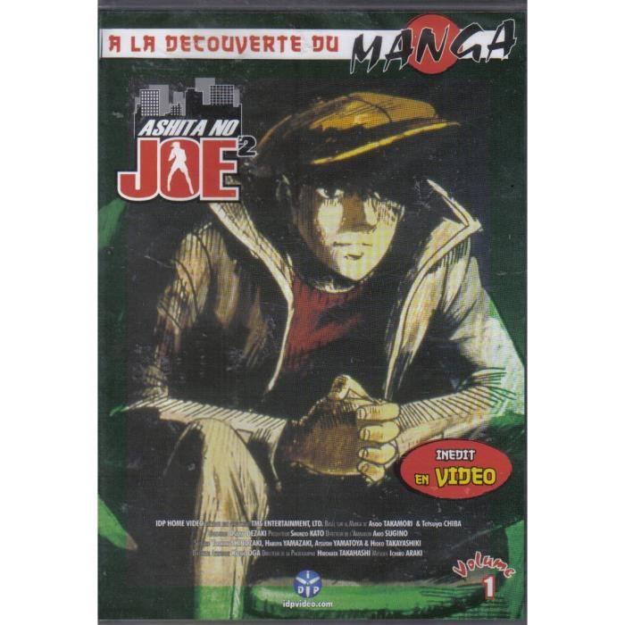 Ashita No Joe 2: DVD ASHITA NO JOE 2 En Dvd Manga Pas Cher