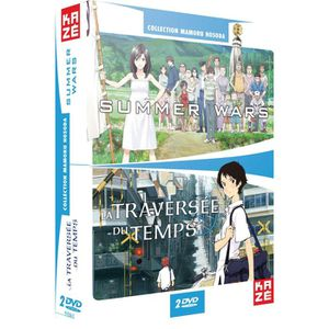 DVD DESSIN ANIMÉ DVD La traversée du temps ; summer wars