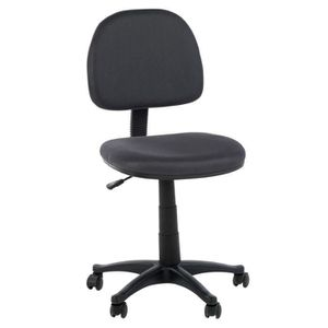 chaises dactylo achat vente chaises dactylo pas cher cdiscount. Black Bedroom Furniture Sets. Home Design Ideas