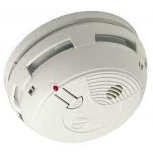 detecteur fumee avec alarme achat vente detecteur fumee avec alarme pas cher cdiscount. Black Bedroom Furniture Sets. Home Design Ideas