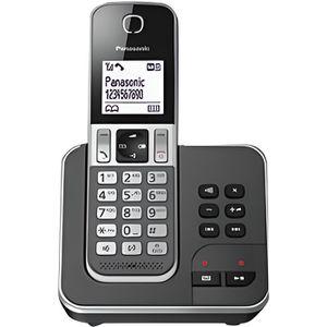 Téléphone fixe Panasonic KX-TGD320FRG Solo Répondeur