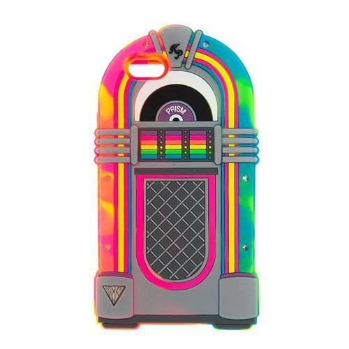 coque iphone 6 6s juke box katy perry prism lumineuse. Black Bedroom Furniture Sets. Home Design Ideas