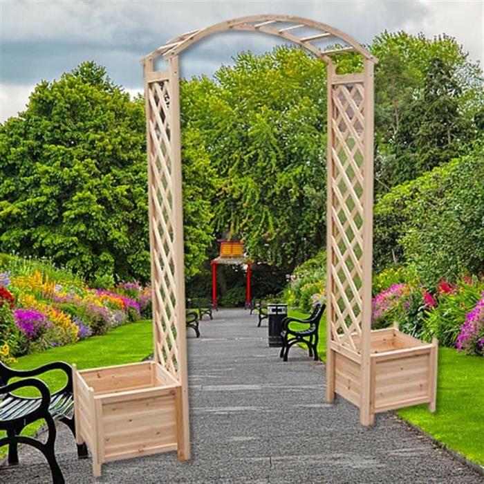 arche en bois achat vente arche en bois pas cher les soldes sur cdiscount cdiscount. Black Bedroom Furniture Sets. Home Design Ideas