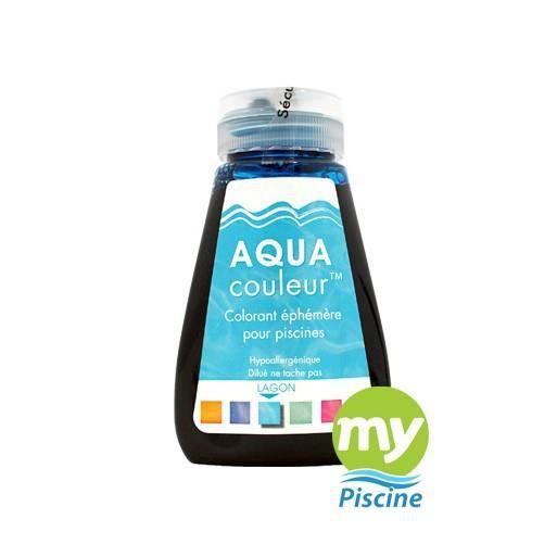 Aquacouleur lagon colorant pour piscine sans achat for Aquacouleur piscine