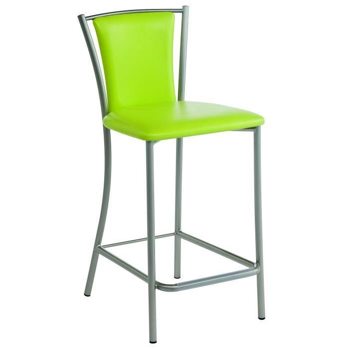tabouret de bar design reina ht65 l 43 5 x p 54 5 x h 92. Black Bedroom Furniture Sets. Home Design Ideas