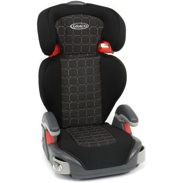 Graco r hausseur junior maxi gr2 3 noir achat vente for Rehausseur haut auto
