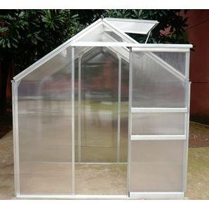 serre de jardin structure alu et polycarbonate achat vente serre de jardinage serre de. Black Bedroom Furniture Sets. Home Design Ideas