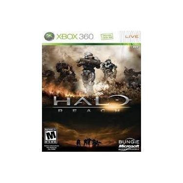 JEUX XBOX 360 MICROSOFT Halo Reach