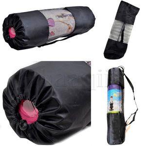 sac tapis de yoga achat vente pas cher cdiscount. Black Bedroom Furniture Sets. Home Design Ideas