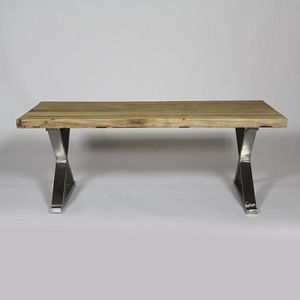 Table basse table basse pieds metal achat vente table - Table basse trois pieds ...