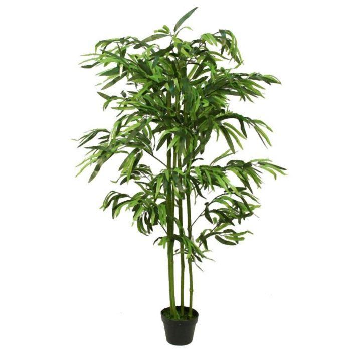 Arbre bambou naturel zen fengshui achat vente fleur for Arbre artificielle