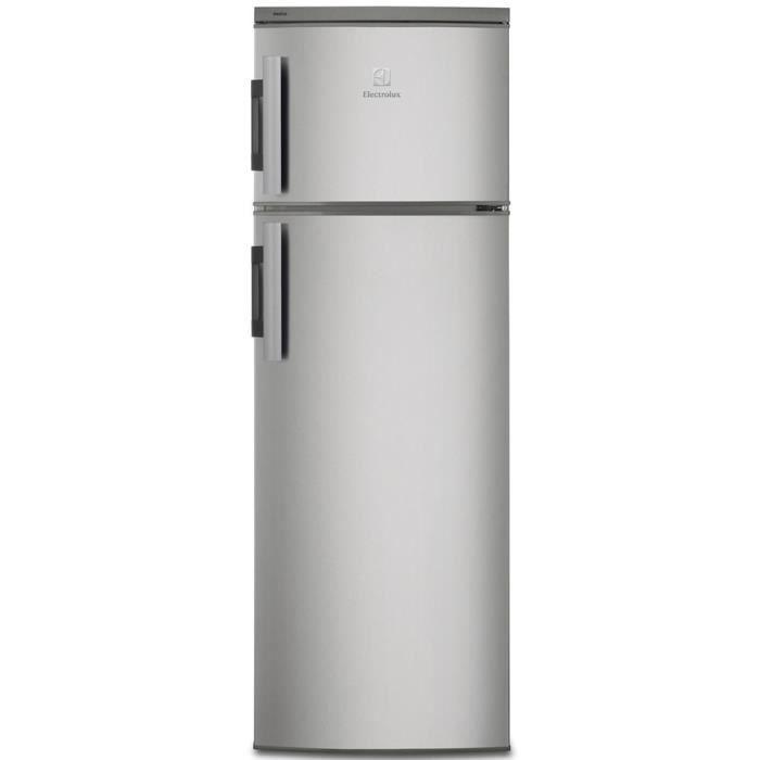 Refrigerateur congelateur en haut electrolux ej2805aox2 inox achat vente - Classe climatique d un congelateur ...