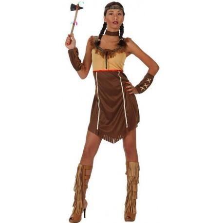 D guisement femme indienne pocahontas achat vente - Deguisement pocahontas femme ...
