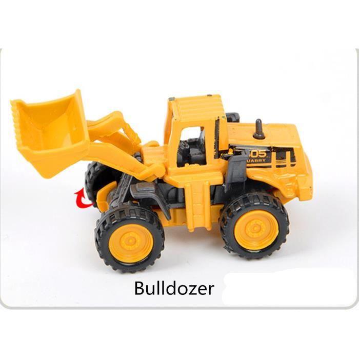 jouet de camion alliage voiture mod 232 le achat vente tracteur chantier cdiscount