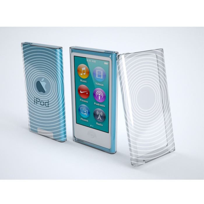 coque silicone transparente ipod nano 7 coque mp3 mp4. Black Bedroom Furniture Sets. Home Design Ideas