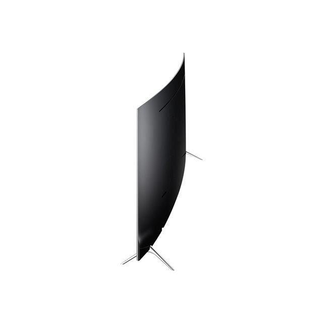 t l viseur led incurv samsung ue43ks7500 43 uhd 4k. Black Bedroom Furniture Sets. Home Design Ideas