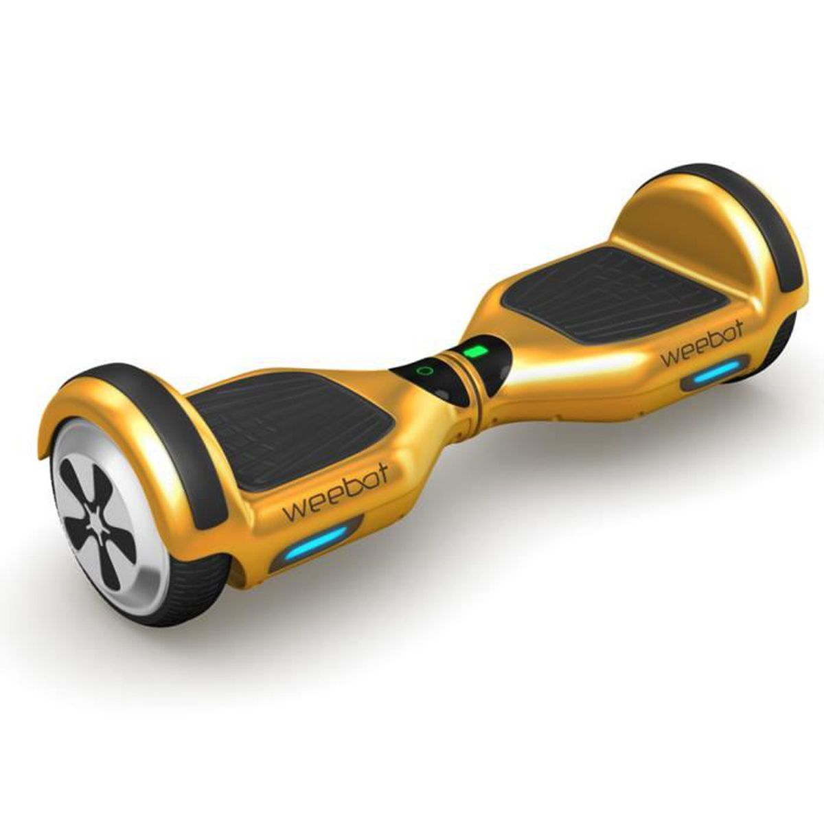 hoverboard classic gold 6 5 pouces or achat vente hoverboard hoverboard classic gold 6 5. Black Bedroom Furniture Sets. Home Design Ideas