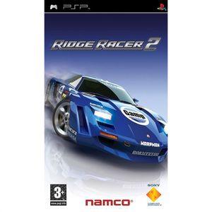 JEU PSP RIDGE RACER 2 / Jeu console PSP