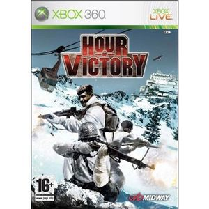 JEUX XBOX 360 HOUR OF VICTORY / JEU CONSOLE XBOX 360