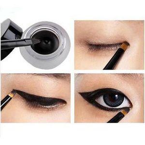 eyeliner pinceau noir achat vente eyeliner pinceau noir pas cher cdiscount. Black Bedroom Furniture Sets. Home Design Ideas