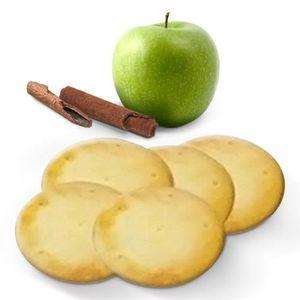 GOÛTER MINCEUR Biscuits Pomme Cannelle hyperprotéinés