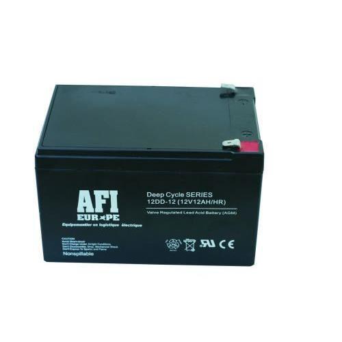 ALIMENTATION DE JARDIN Batterie tondeuse 12V 12Ah