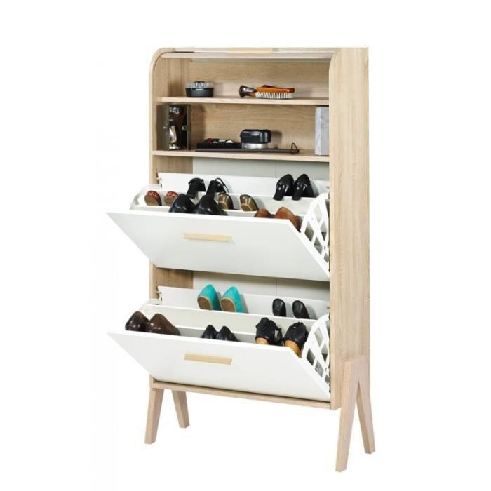 meuble chaussure vintage. Black Bedroom Furniture Sets. Home Design Ideas