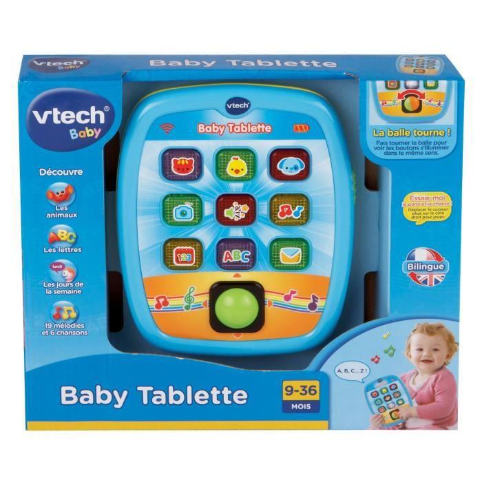 Baby tablette bilingue achat vente cube veil for Baby bureau bilingue 2 en 1