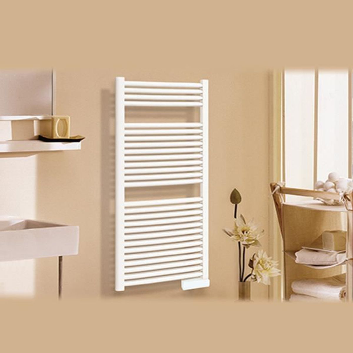 radiateur oleron 2 s che serviette 500w noirot achat vente radiateur panneau. Black Bedroom Furniture Sets. Home Design Ideas