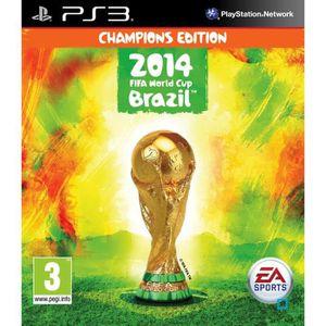 Coupe du monde fifa br sil 2014 champions edition achat - Jeu de coupe du monde 2014 ...