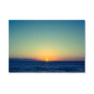 tableau couche de soleil achat vente tableau couche de soleil pas cher cdiscount. Black Bedroom Furniture Sets. Home Design Ideas
