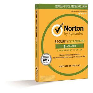 ANTIVIRUS NORTON SECURITY 2017