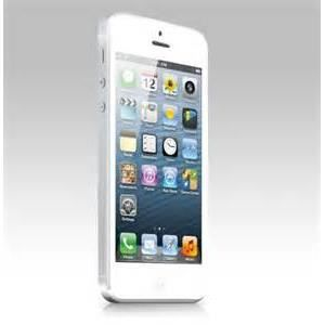 apple iphone 5 64gb blanc occasion achat smartphone pas. Black Bedroom Furniture Sets. Home Design Ideas