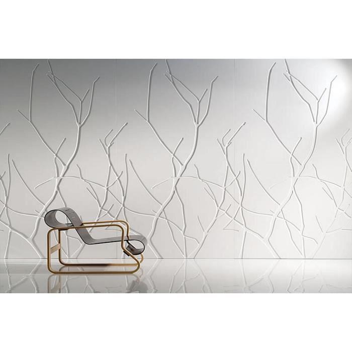 panneau 3d treez achat vente papier peint cdiscount. Black Bedroom Furniture Sets. Home Design Ideas
